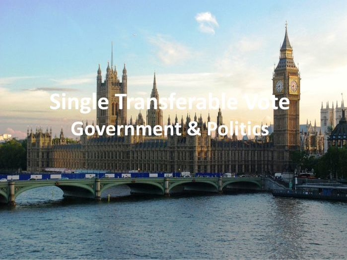 Single Transferable Vote