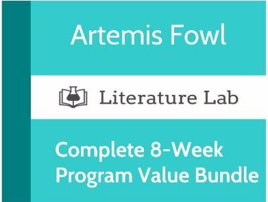 Literature Lab:  Artemis Fowl - Complete 8-Week Program Value Bundle