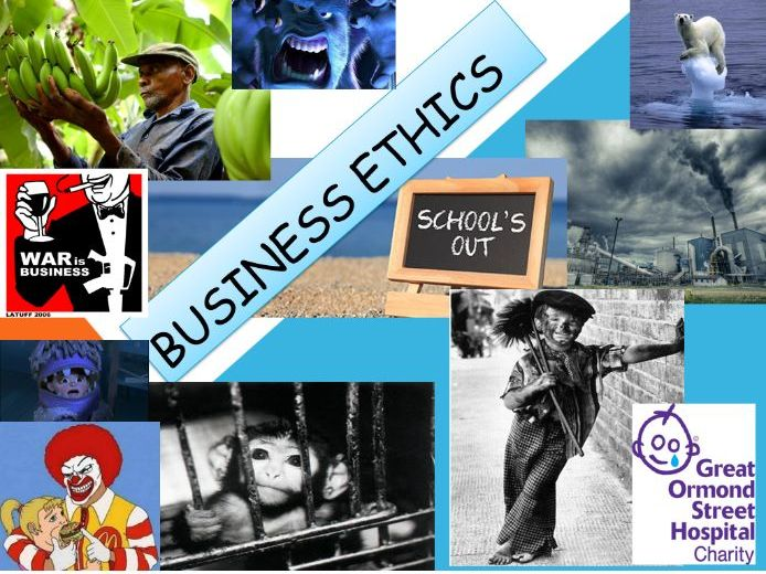 Business Ethics A2