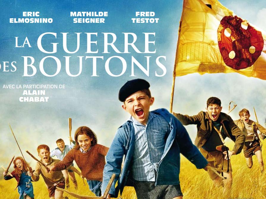 La Guerre des Boutons - Film Project