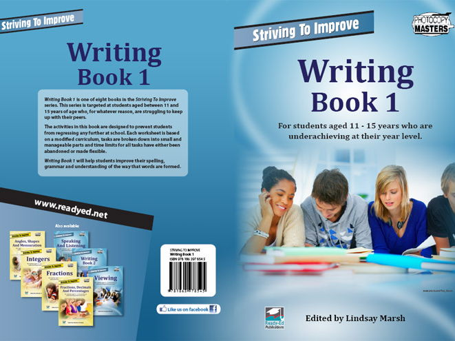 Striving to Improve Series: Writing 1 (Australian E-book for students at risk)