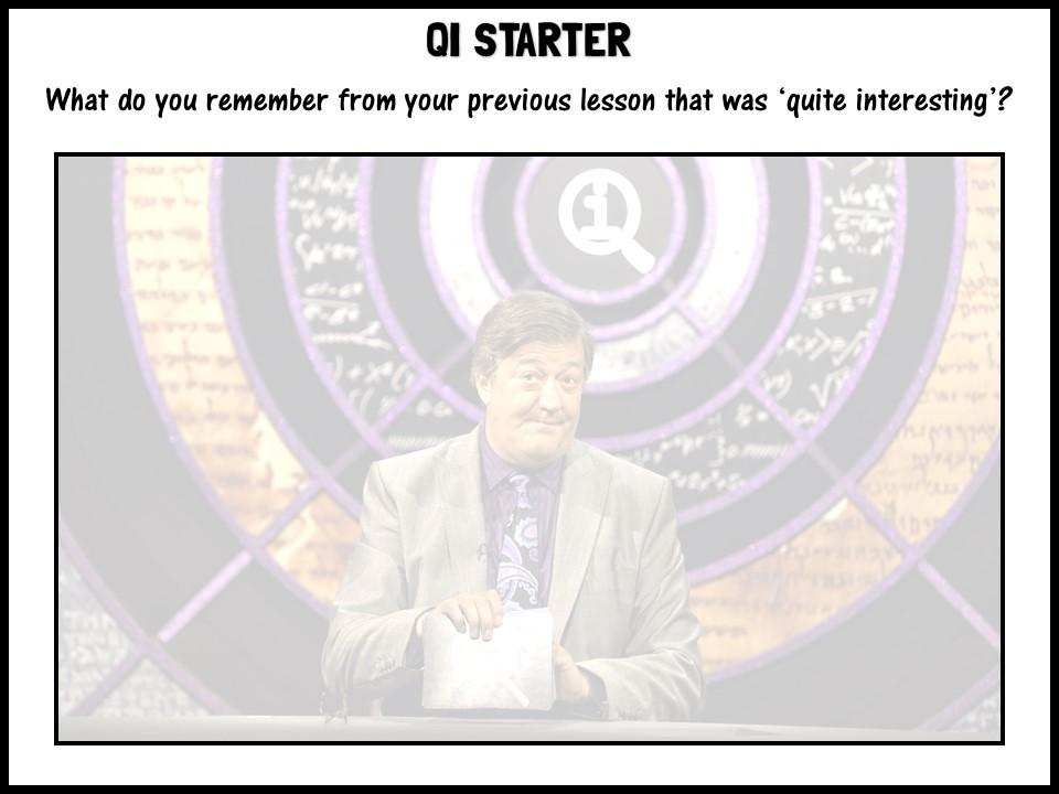 QI starter