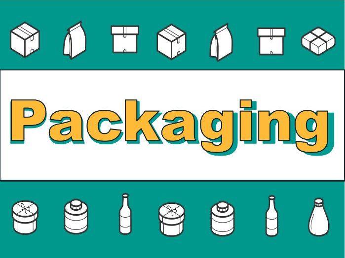 DT Packaging - Full Lesson