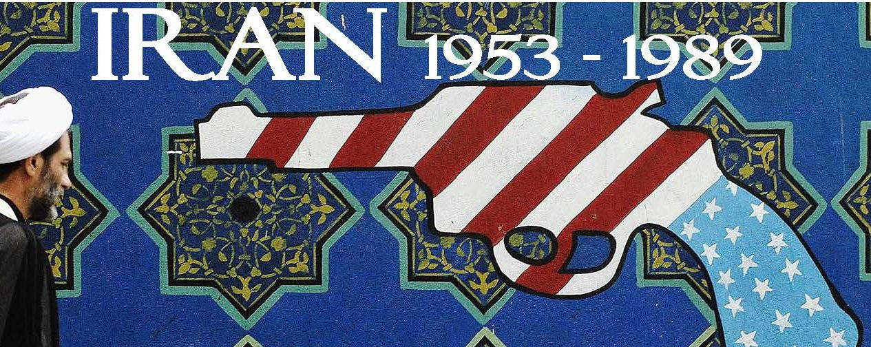 Iran 1953-1989