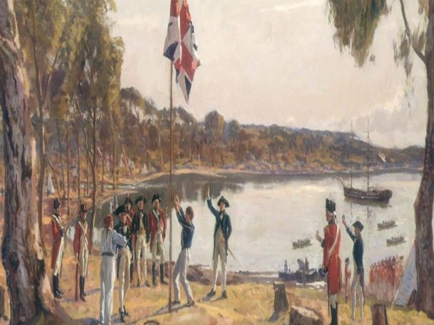 Why did Britain Establish A Penal Colony in Australia?