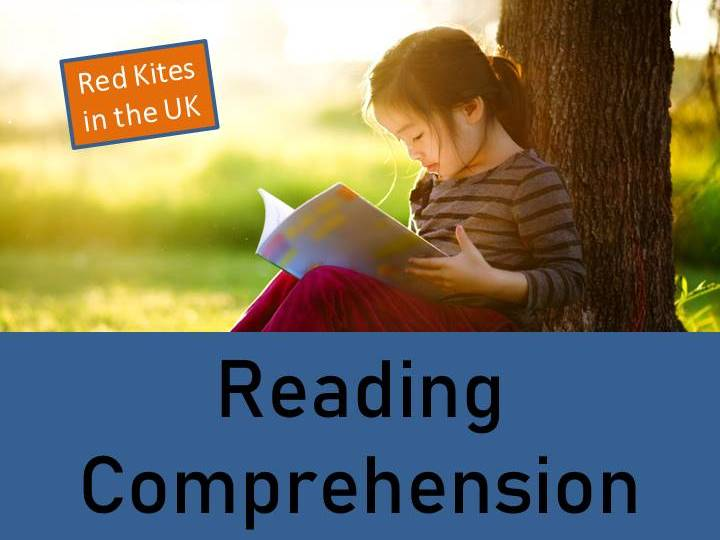 Red Kites in the UK Reading Comprehension Activity