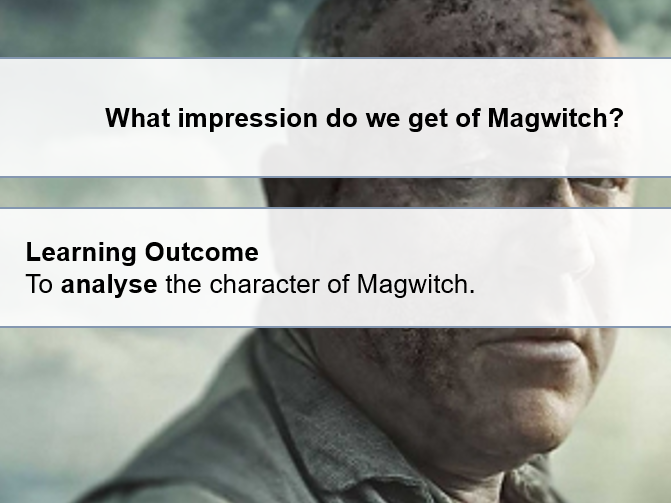 Magwitch Character Analysis & Creating Tension in Great Expectations