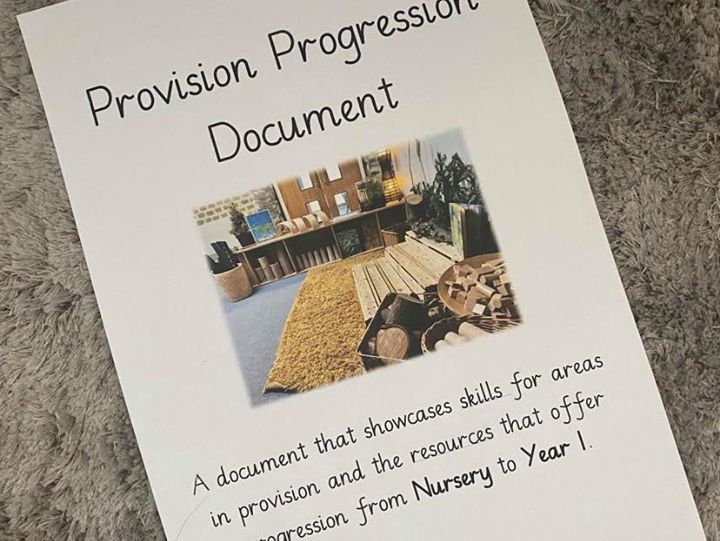 Provision Progress Document