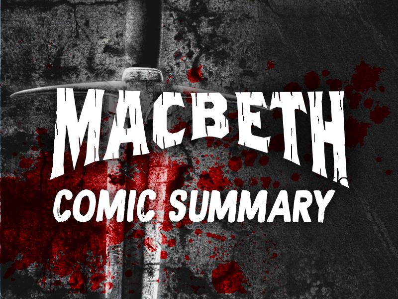 Macbeth - Comic Summary
