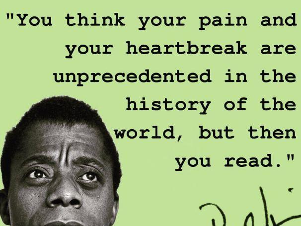 Introduction to James Baldwin Reading Program