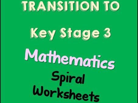 Mathematics Revision Worksheets KS2/KS3