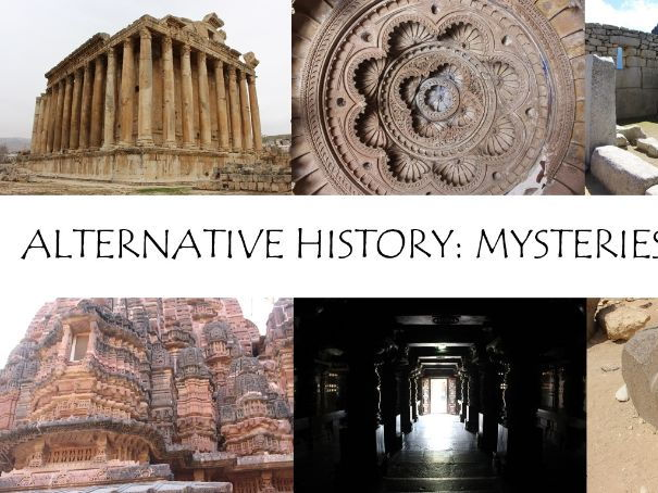 Alternative History: Mysteries in Stone