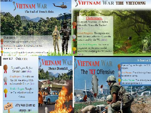 Vietnam  (Edexcel GCSE)