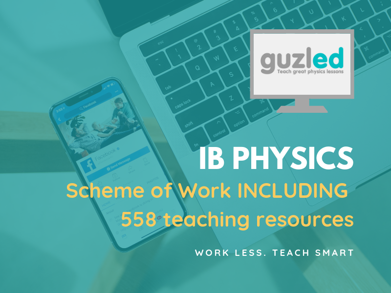 Complete Set of IB Physics Resources (558 resources tailored to SL and HL Spec)