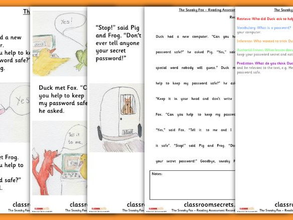 early years literacy resources foundation literacy