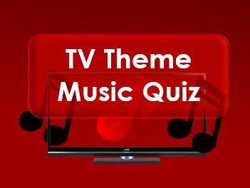 Tutor Time: TV Theme Music: Quiz