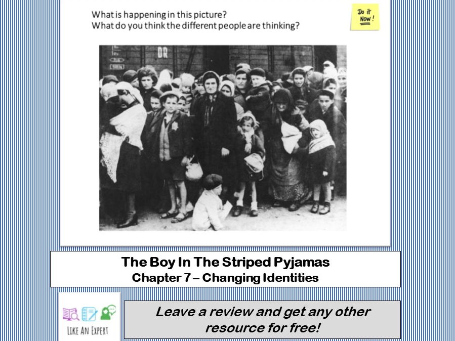 Boy In The Striped Pyjamas - Chapter 7