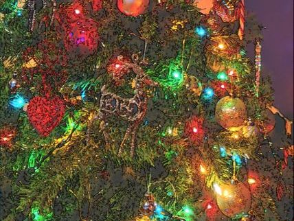 The Christmas Tree - Year 5/6 Reading Comprehension