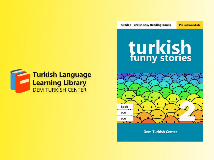 Funny Stories 2 PDF + MP3