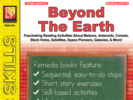 Reading About Beyond the Earth