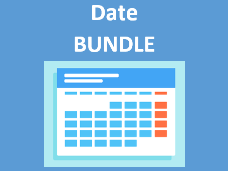 Data (Date in Portuguese) Bundle