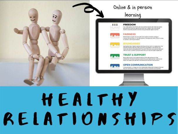 Healthy Relationships Lesson