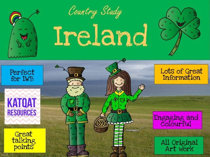 Ireland  - A country study