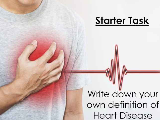 National 5 - Heart Disease