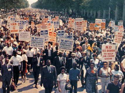 Modern History Civil Rights rubric