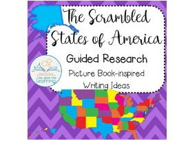 Guided Research Mini-Book about a State