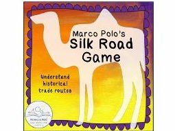 Marco Polo's Silk Road Game