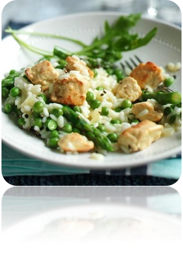 Year 9 New Specificiation: Lesson 7 and 8 Respect the Risotto