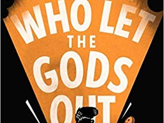 Who Let The Gods Out-Guided Reading