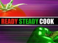 Devising non-naturalistic drama from a stimulus - 'Ready Steady Cook' themed.