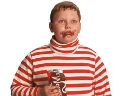 Charlie and the Chocolate Factory Character Description - Augustus Gloop