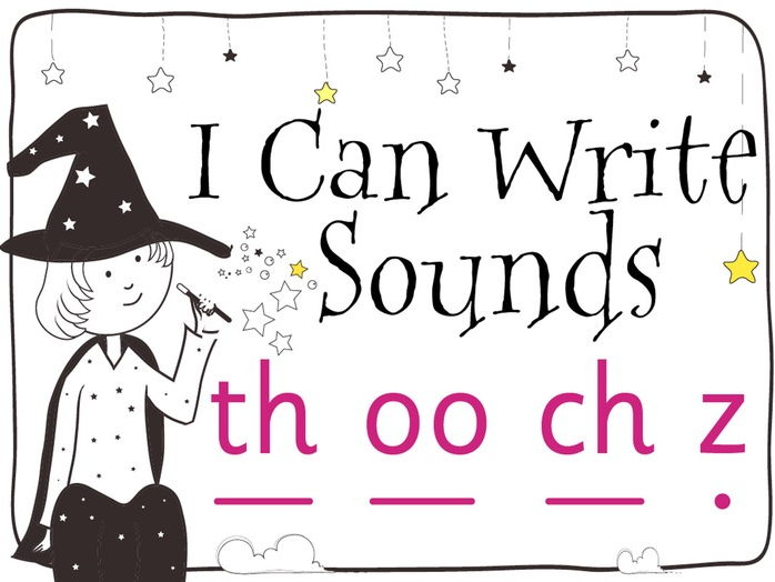 Magic Sounds Phonics: Set 6: th oo ch z