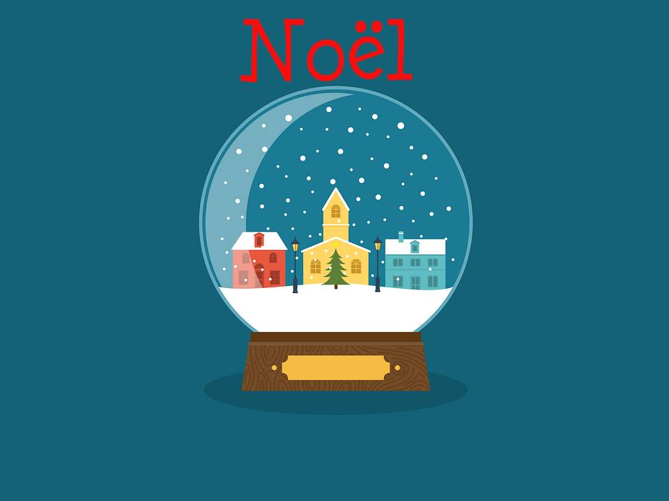 French Christmas- Booklet