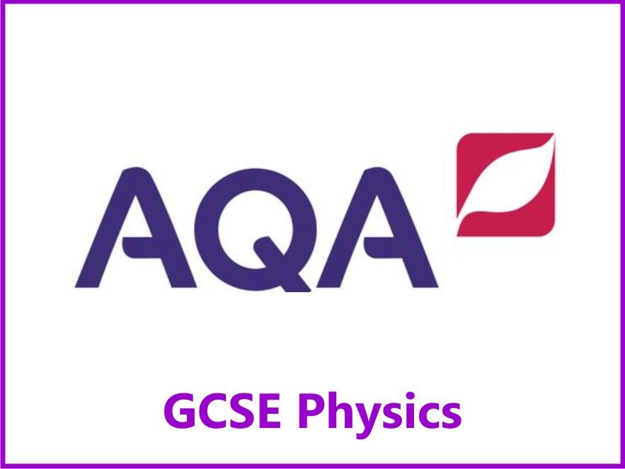 AQA Physics GCSE Grade 8 Revision Checklists Papers One & Two