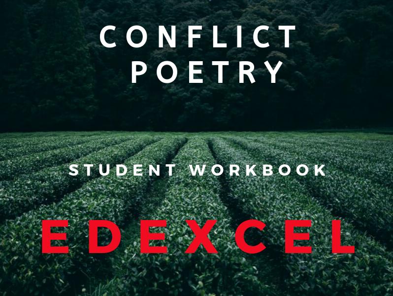 Edexcel Conflict  Poetry