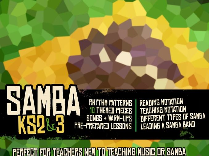 SAMBA | Teaching & Leading Samba [Pack]