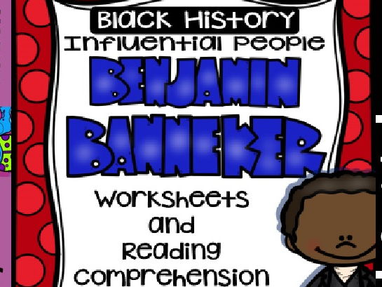Black History - Influential People - Benjamin Banneker (Bilingual Set)