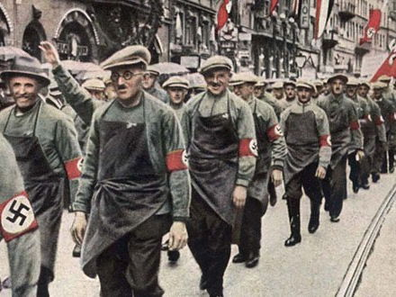 Ordinary Citizens in Nazi Germany