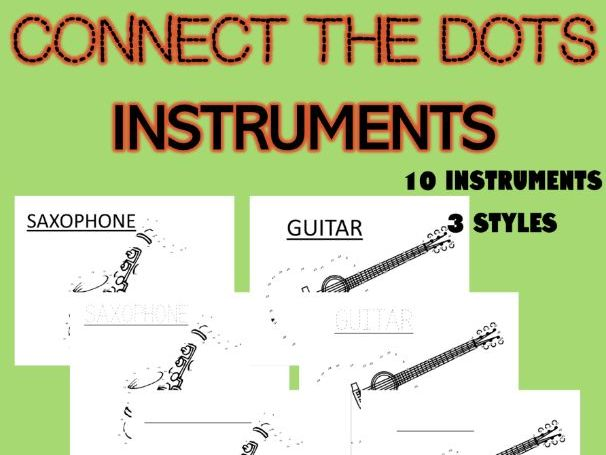 Instrument - Connect the dots