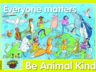 AnimalKind classroom poster