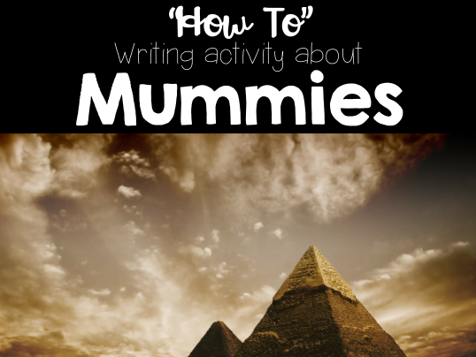 How To Make a Mummy: A Science
