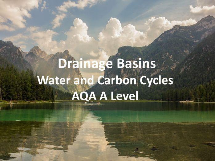Drainage Basins - AQA A Level Geography