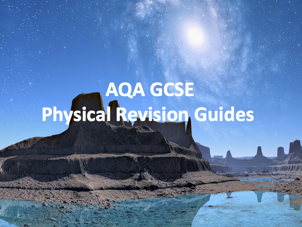 AQA Physical Revision Guides