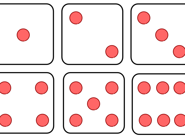 Roll it, add it, subtract it! (A quick and easy maths activity with lots of possibilities!)