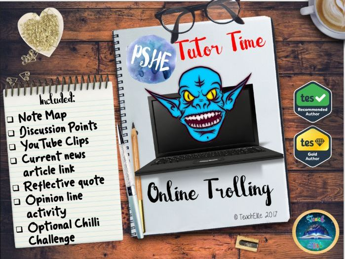 Tutor Time : Online Trolling