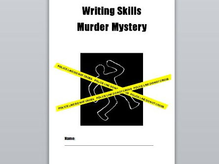Writing Skills Intervention Booklet